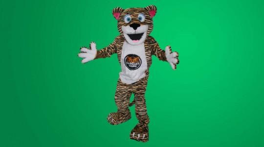 tigre de barclay